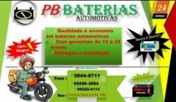 Baterias automotiva