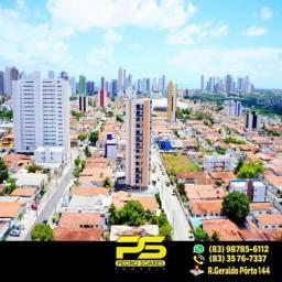 Apartamento com 3 dormitórios à venda, 104 m² por R$ 569.000 - Tambauzinho - João Pessoa/P