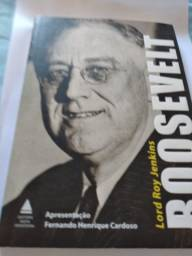 Livro Biográfico: Franklin  Delano Roosevelt