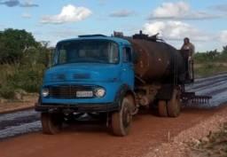 Título do anúncio: Caminhão MB 1513 Espargidor de Asfalto
