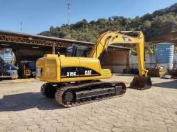 Escavadeira Hidráulica Caterpilla 315