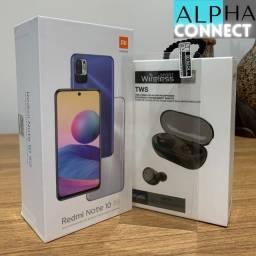 Redmi Note 10 5G + FONE BLUETOOTH + PELÍCULA?