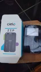 Máquina de cartão Cielo -zip