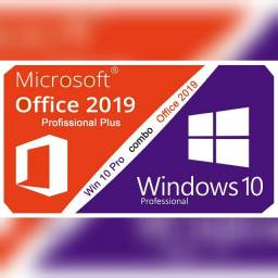 DVD Novo Windows 10 Pró X32 ou X64 Bits (Lançamento2021)