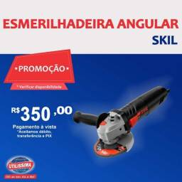 Esmerilhadeira angular skil 115mm/700w