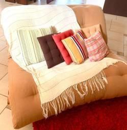 Futon sofá/cama casal