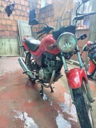 Título do anúncio: Vendo 3500 moto top não bate nada