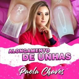 ALONGAMENTO DE UNHAS - COM PAOLA CHAVES