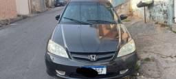 Título do anúncio: Honda Civic LXL 1.7 automático 2005/2006