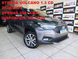 Título do anúncio: Fiat STRADA VOLCANO CABINE DUPLA  2021