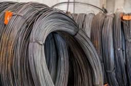 Título do anúncio: Vendo bobina de arame pg18 para forma 75 kg