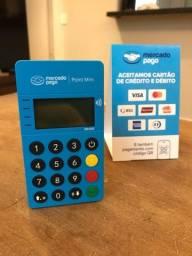 Point Mini Blue NFC - MERCADO PAGO