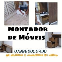 Rack montagem e desmontagem de Móveis móveis novos e usados