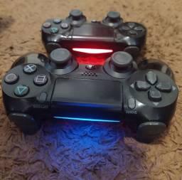 Controles PS4 - Pra sair rápido.