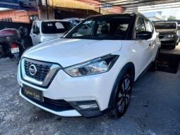 Título do anúncio: Nissan Kicks 1.6 SL  Automático CVT 2018 com interior marrom Extra!