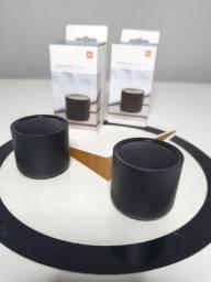 Caixa de som dupla Xiaomi Bluetooth portátil (2 caixinhas)