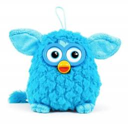 Furby falante azul