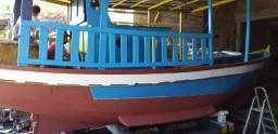 Título do anúncio: Vendo ou troco Barco de pesca barato