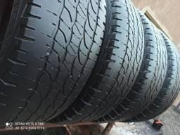 Pneu 245/70r16 Michelin (Jogo Barato)
