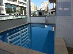 Apartamento com 2 dormitórios à venda, 92 m² por R$ 380.000,00 - Aviação - Praia Grande/SP