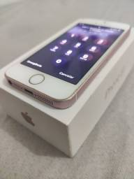 iPhone SE Ouro Rosa 32 GB