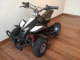 Mini Quadriciclo 49cc A Gasolina Automático 2 tempos