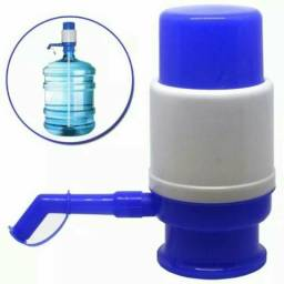 Bomba pra galao de agua mineral