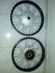 Roda raiada