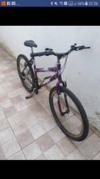 Bicicleta aro 26 feminina 18 marchas