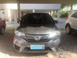 Honda Fit 1.5 LX - Revisões na Concessionária - 2015