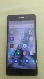 Vendo ou troco um Sony Xperia z2 um excelente celular