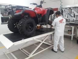 Motos Revisão Periódica TRX 420 Fortrax