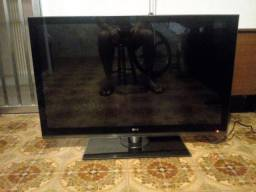 "Tv LG Live Borderless 42"" LED Full HD Super Fina Completa e Perfeita"