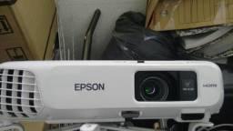 Vendo ou troco projetor data show Epson top de linha