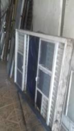 Janela sassazaki - 1.50 x 1.20 r $ 50,00