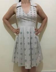 Vestido Vintage tamanho M