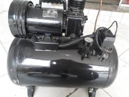 Compressor Schulz 2,6 Pés 60 litros