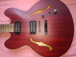 Guitarra semi acústica condor JC501