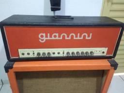 Amplificador Giannini Tremendão T3 1973