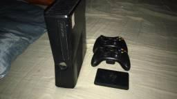 Xbox 360 Rgh 2 controles e hd 500gb