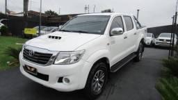 Toyota hilux cd d4-d 4x4 3.0 tdi diesel mec 2013 - 2013
