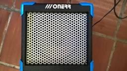 Onerr Block 20FX plus Cubo p/guitarra c/Ritmos de bateria eletrônica(51)991098040
