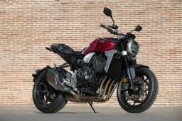 Honda CB 1000 - Emplacada - 2019