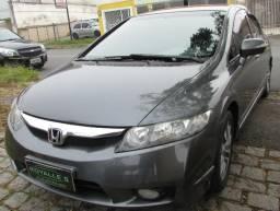 Honda new civic lxl 48x1479 sem entrada 1.8 completo novo - 2011