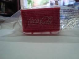 Caixinha Miniatura da Coca Cola - Nova - Lacrada no Plástico