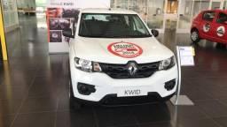 Kwid Zen - Entrada R$1.990,00 0km - 2020
