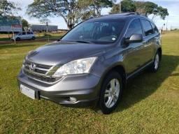 Honda Crv Exl 4wd 2.0 Gasolina Cinza Top de Linha Raridade 2010 - 2010