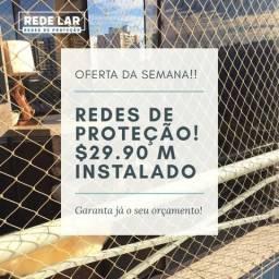 Redes de proteção R$29.90