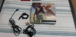 PS3 250GB - Perfeito, completo, 2 controles e 9 jogos!!