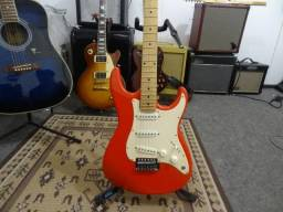 Guitarra Strato Corpo Cedro Giannini B47 Captadores Alnico V